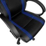silla gaming barata TecTake diseño
